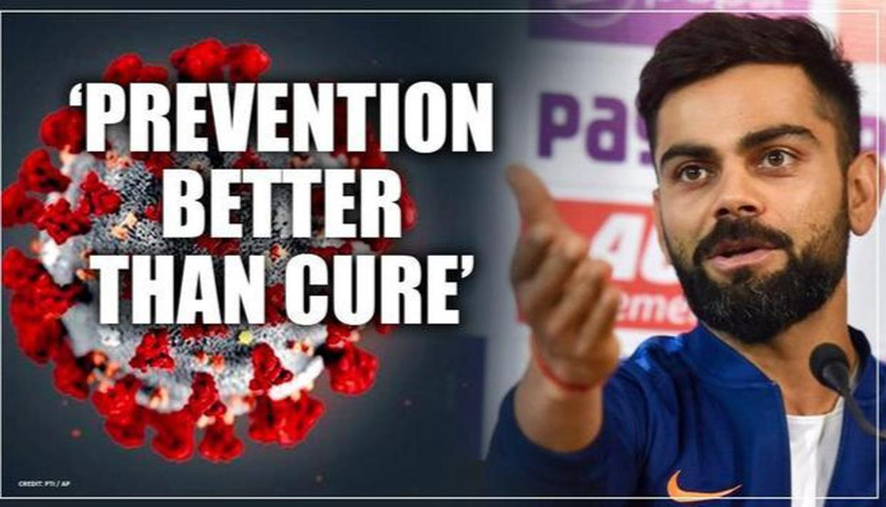 About COVID 19: Prevention is better than cure